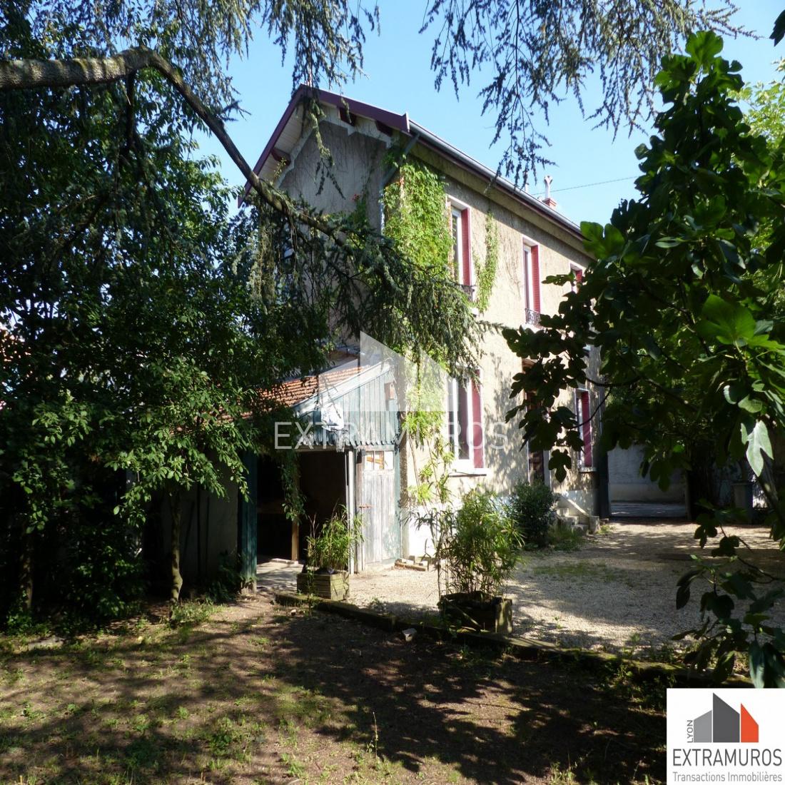 Vente A Vendre En Exclusivite Tassin Bourg Maison Ancienne Avec